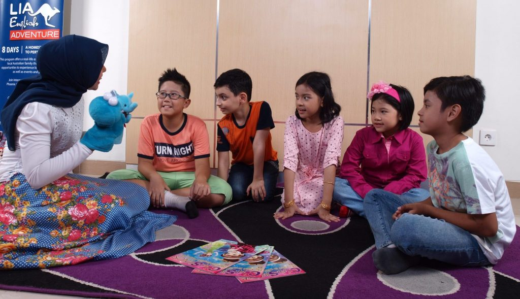 General English for Young Learners (GEYL)