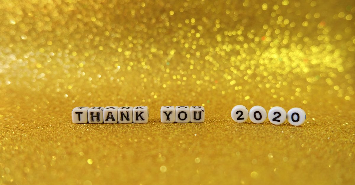 Terima Kasih 2020